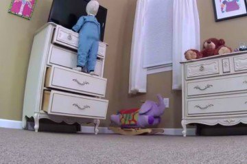 Toddler crushed to death by drawers, incident sheds light on the need for child-proofing