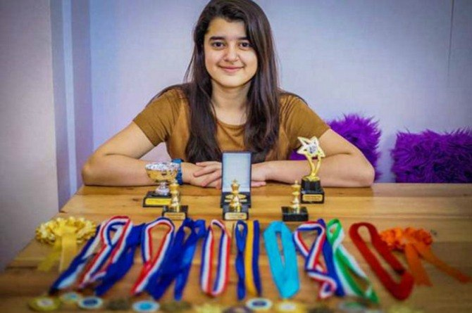 Indian-origin girl scores 162/162 on Mensa IQ test to prove a point to parents