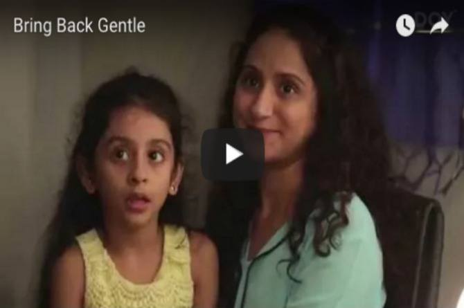 This video shows why moms need to be wary of what they do in front of their daughters