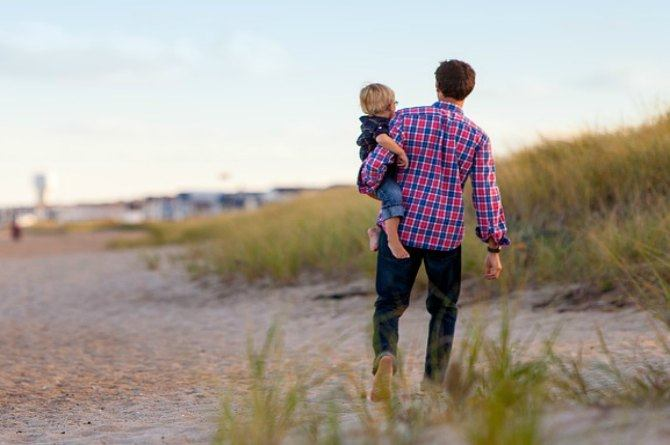 10 ways to be a better dad