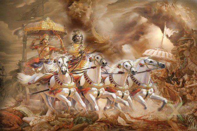 5 ways to inspire your kids through the teachings of Bhagavad Gita
