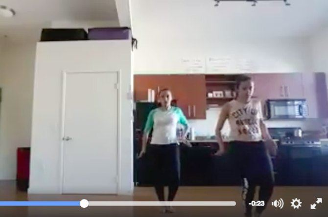 This Bharatnatyam fusion video by Indian twins has wowed netizens