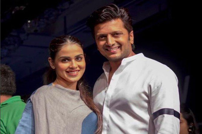 Ritesh and Genelia's happy marriage will give you major #RelationshipGoals