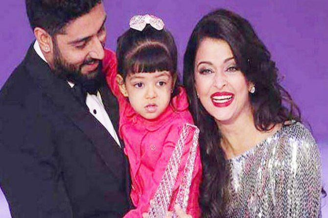 Abhishek Bachchan shares the most adorable picture with Aaradhya Bachchan!