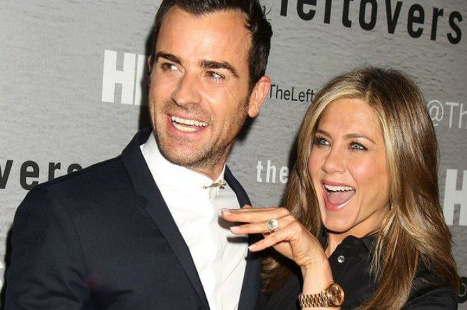 Newly hitched Jennifer Aniston feels like she's been 'married for so long'