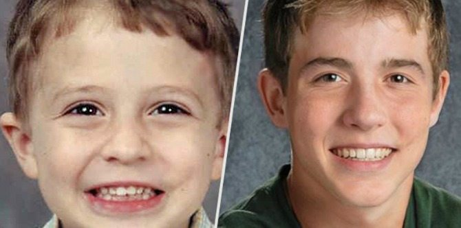 Teen found out he was abducted as a child while applying to college