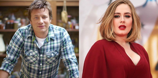 Adele offended by celebrity chef Jamie Oliver's breastfeeding comments