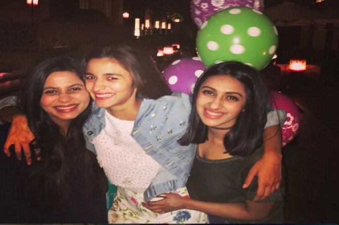 Alia Bhatt's bonding with her sisters would give you major sibling goals