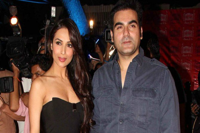 It's true! Arbaaz-Malaika formally announce their separation