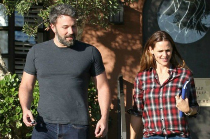 Ben Affleck and Jennifer Garner are in a 'good place' less than an year after divorce