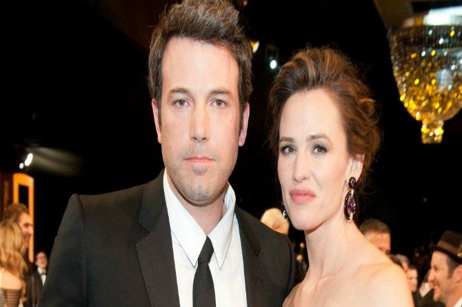 Ben Affleck says he and ex-wife Jennifer Garner are 'on great terms'