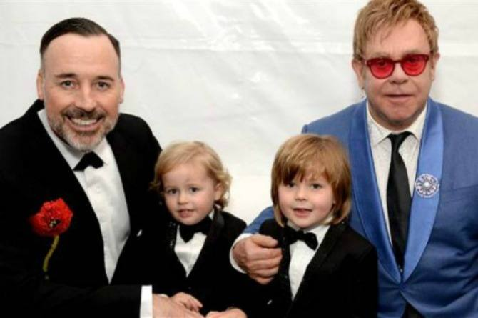 Elton John doesn't plan to leave his fortune to his kids: 'It will ruin their lives,' he says