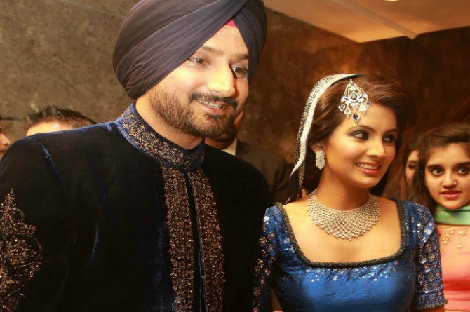 Just in: Harbhajan Singh and Geeta Basra all set to become parents?
