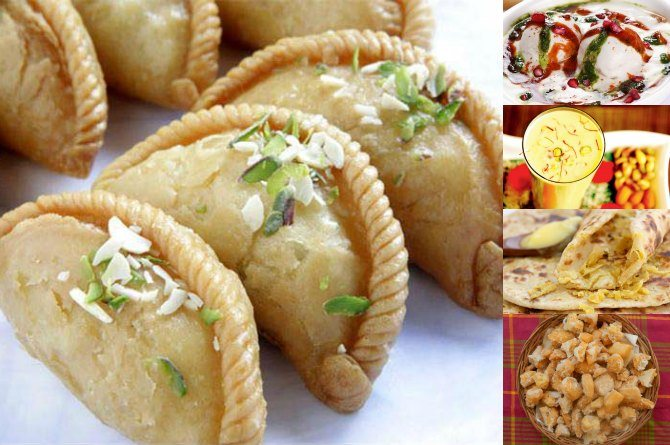 Your Holi is incomplete without these 5 mouth-watering traditional recipes!