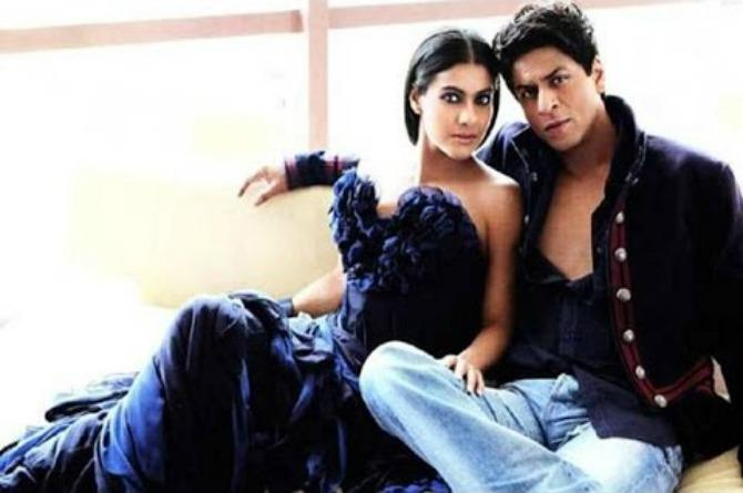 Superstar jodi Shah Rukh Khan and Kajol tell you what parenting is all about