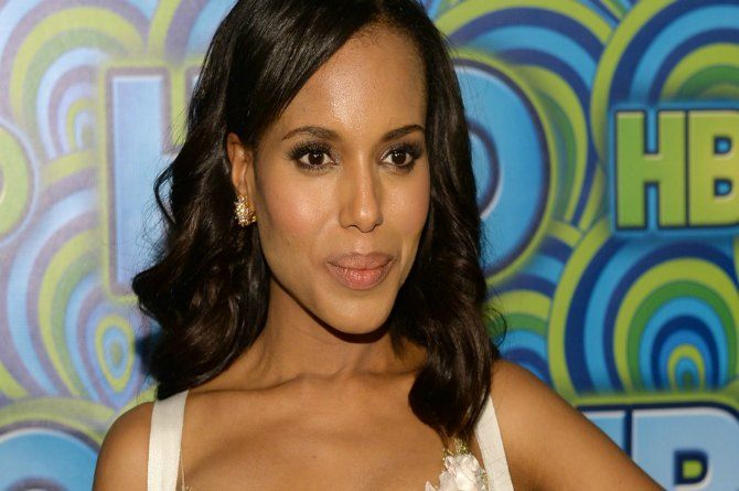 Scandal's Kerry Washington: 'Playing Olivia Pope prepared me for motherhood'