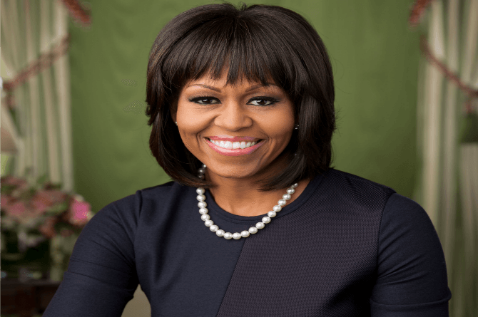 Michelle Obama releases girl power anthem with Kelly Clarkson and other artists