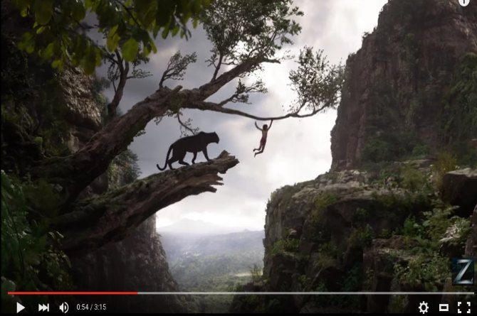 Watch! The Jungle Book is back with Mowgli and his wild mentors!