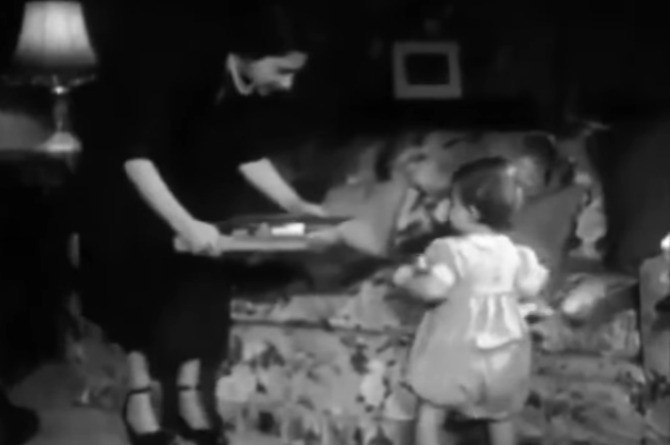 Trending: Rare footage of Queen Elizabeth playing with 1-year-old Prince Charles