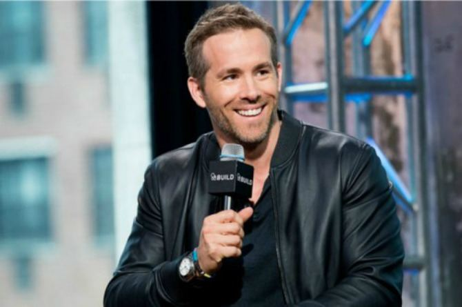 'Sexiest dad alive' Ryan Reynolds reveals: 'I always do the dirty work'