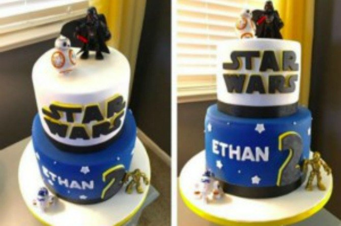 12 incredible birthday cakes for kids