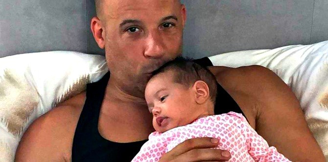 10 times Vin Diesel and daughter Pauline proved they are the cutest duo ever