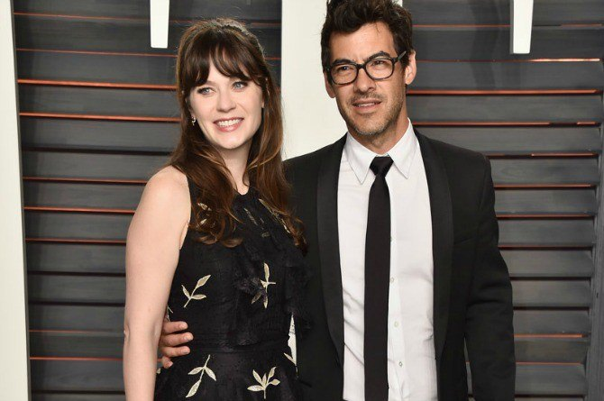 Zooey Deschanel named her baby after her favorite animal and it's the cutest thing ever
