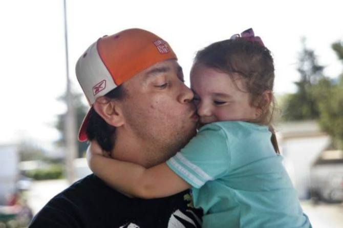MUST READ: Incredible story of dad and daughter reunited after years apart