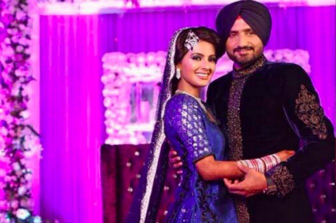 Confirmed! Geeta Basra and Harbhajan Singh expecting their first child