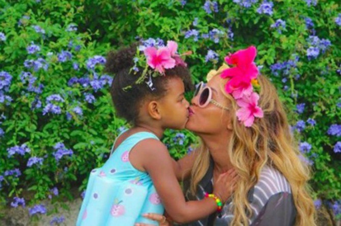LOOK: Beyoncé throws magical fairy-themed birthday for her daughter, Blue