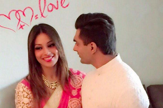 Here's a sneak peak into Bipasha Basu's much-talked about weekend wedding!