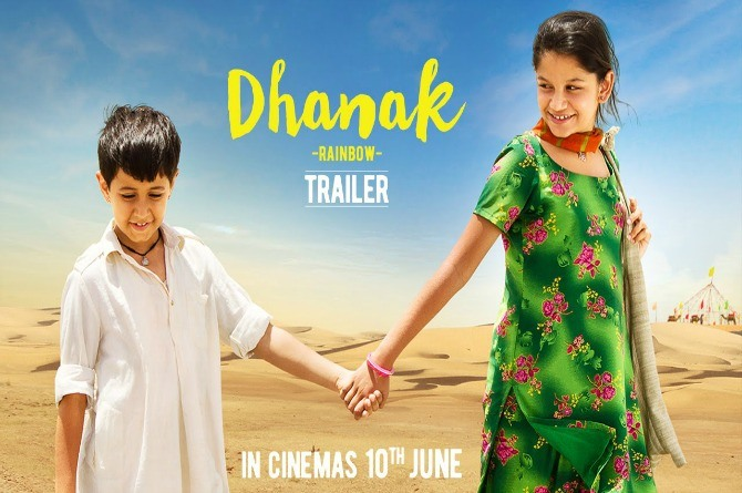Watch: The first look of DHANAK blew our minds !
