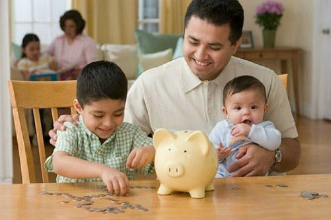 5 simple secrets to raising financially savvy kids