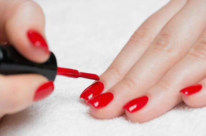 Did you know? Your nail polish could make you obese!