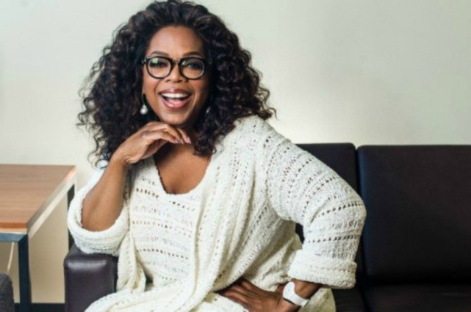 Oprah Winfrey's simple yet powerful wish for her 'daughters'