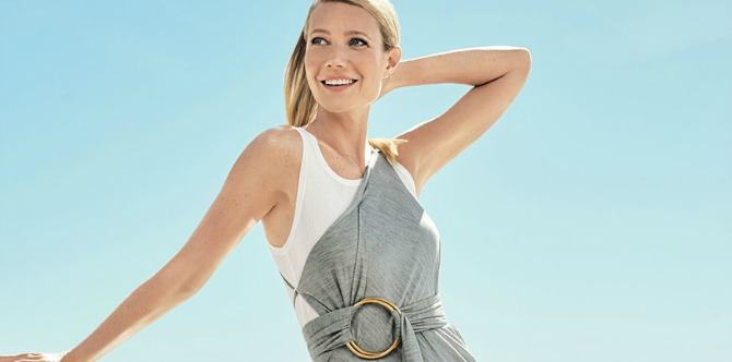 Gwyneth Paltrow encourages mums to embrace their success and sexuality