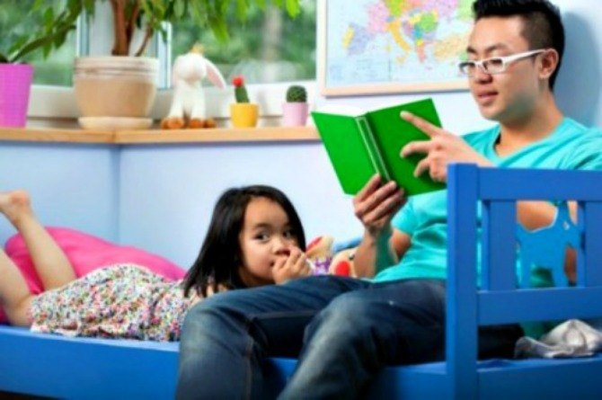5 reasons why dads should always make time to read to their kids