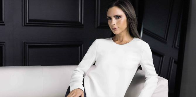This is how a day in the life of Victoria Beckham looks like