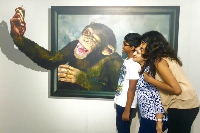 India's first 3D trick art museum in Chennai is nothing short of spectacular