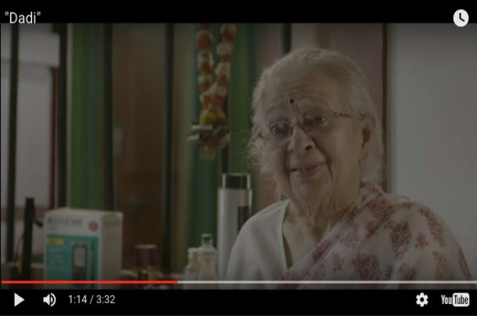 Must-watch: This heart-warming video would make you go and hug your dadima now!