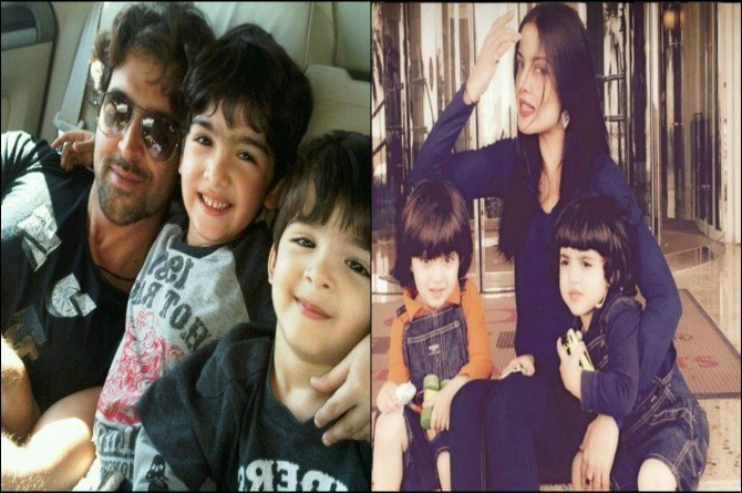 Boy zone: 5 celebrity parents who are blessed with two boys