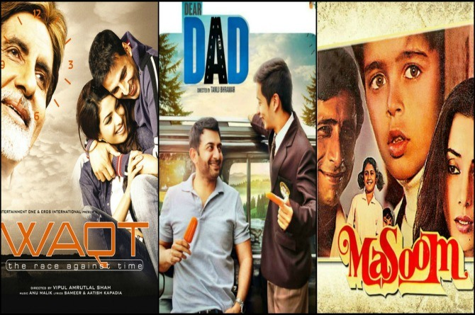 11 Bollywood films based on a father-son relationship