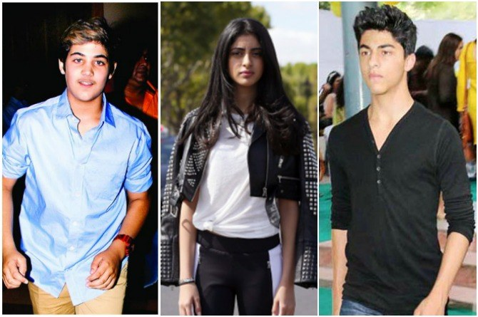5 star students of Bollywood to watch out