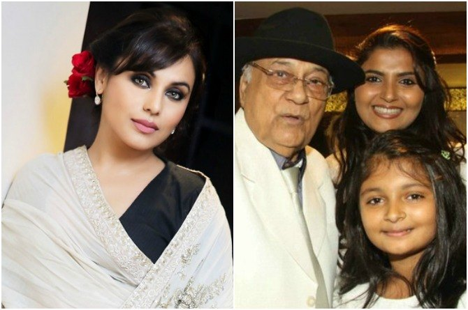 Rani Mukherjee's daughter Adira is like a doll, reveals sister-in-law Jyoti