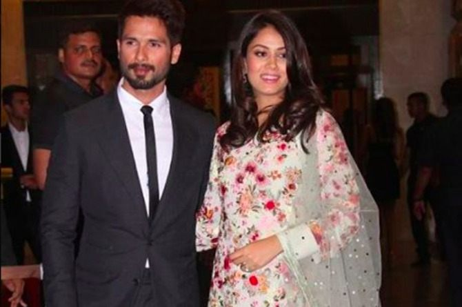 Shahid Kapoor sure knows how to keep his expecting wife happy! Here's proof