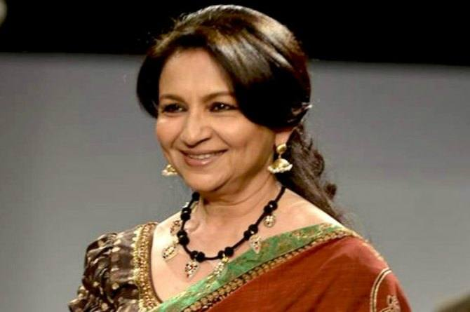 Real men share wife's household work load, says veteran actress Sharmila Tagore