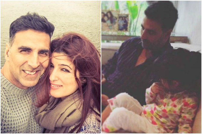 Akshay Kumar wants daughter Nitara to learn self-defence techniques