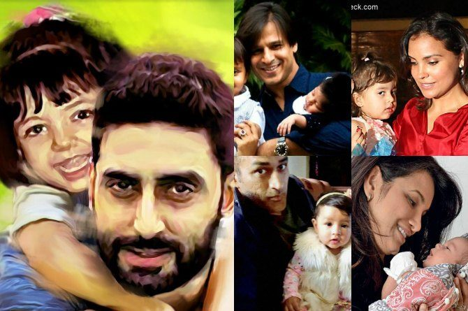 From Ziva to Aaradhya and Adira: 10 Unique baby girl names of Bollywood celebs