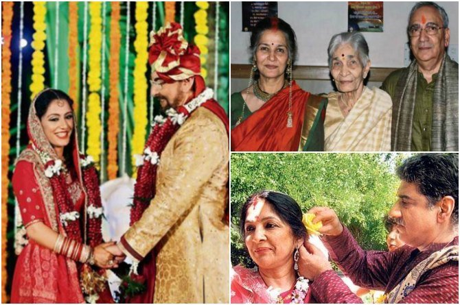 7 Indian celebrities who prove you're never too old to find love and get married
