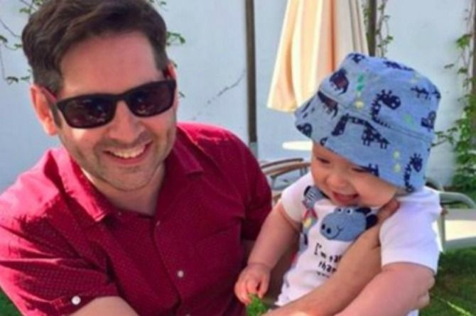 Dad shows what it's really like to travel with a baby in funny Facebook post
